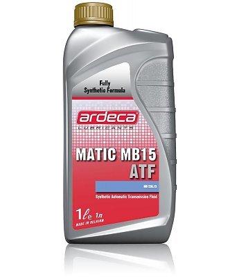 Ardeca Matic Mb 15 1L
